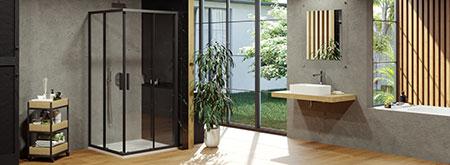 Sprchové kouty a dveře Blix Slim