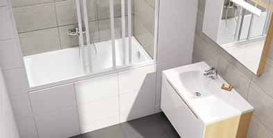 Kis fürdőszobát szeretne kialakítani? - RAVAK Hungary Kft.
