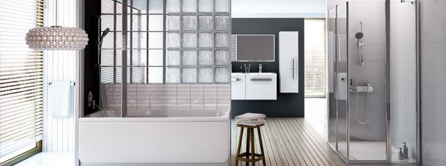 Nagy fürdőszobáknak is megvannak a maga szabályai - RAVAK Hungary Kft.
