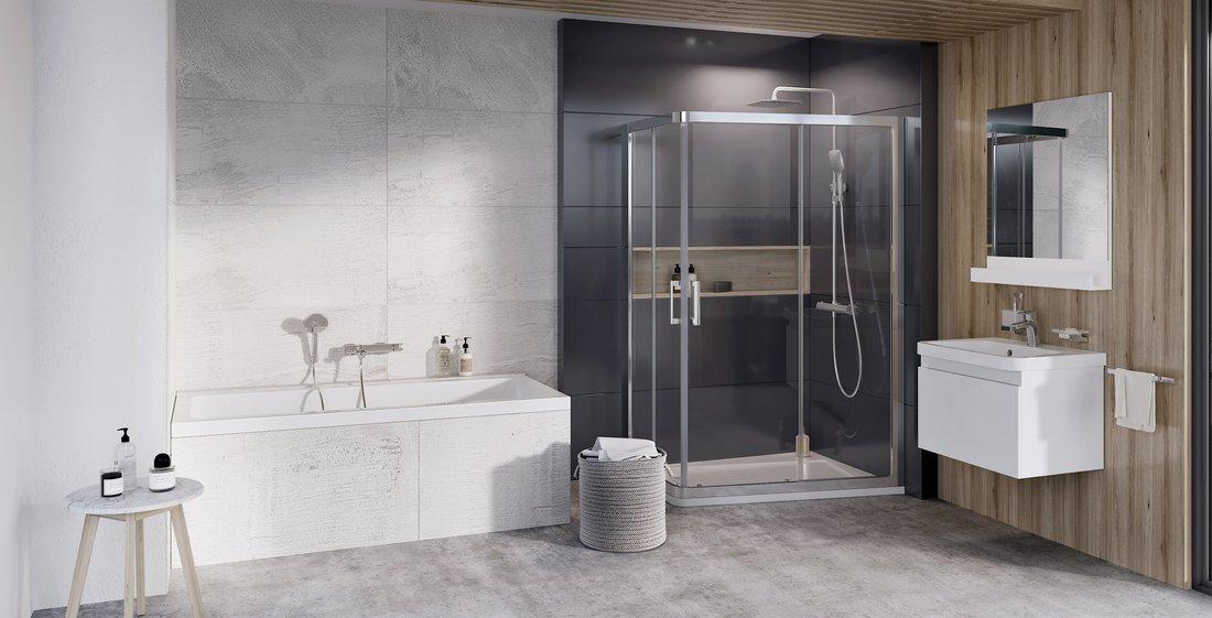 Képtalálatok a következőre: modern fürdőszoba káddal