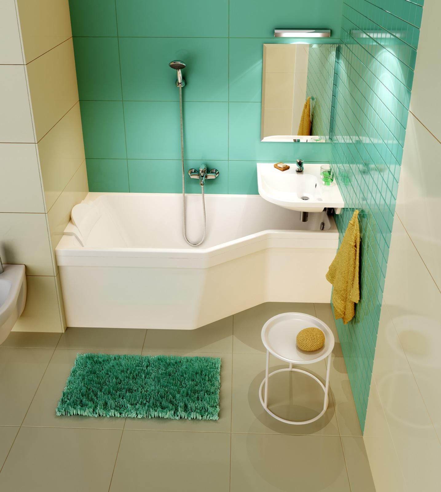 Ravak kis fürdőszoba