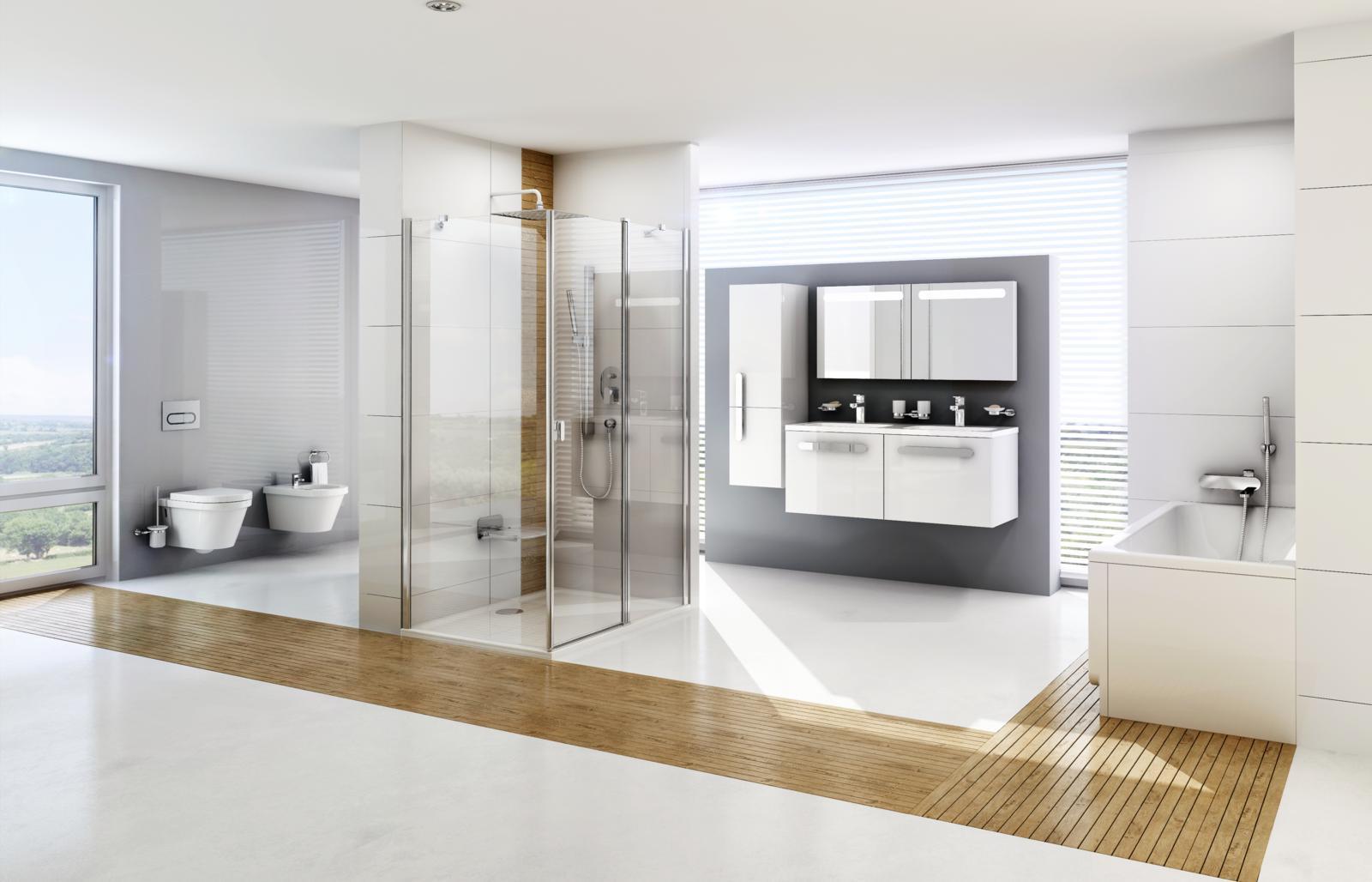 A Chrome fürdőszoba koncepció esetében a stílus maga a zavartalan harmónia, melyet nem a szemével lát, mégis érzékel.