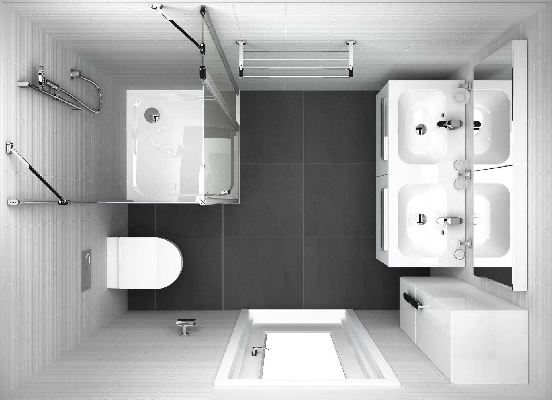 A Chrome fürdőszoba koncepció lehetőséget kínál bármilyen méretű fürdőszoba berendezéséhez, sőt különálló, kis mellékhelyiségbe való termékeket is tartalmaz.