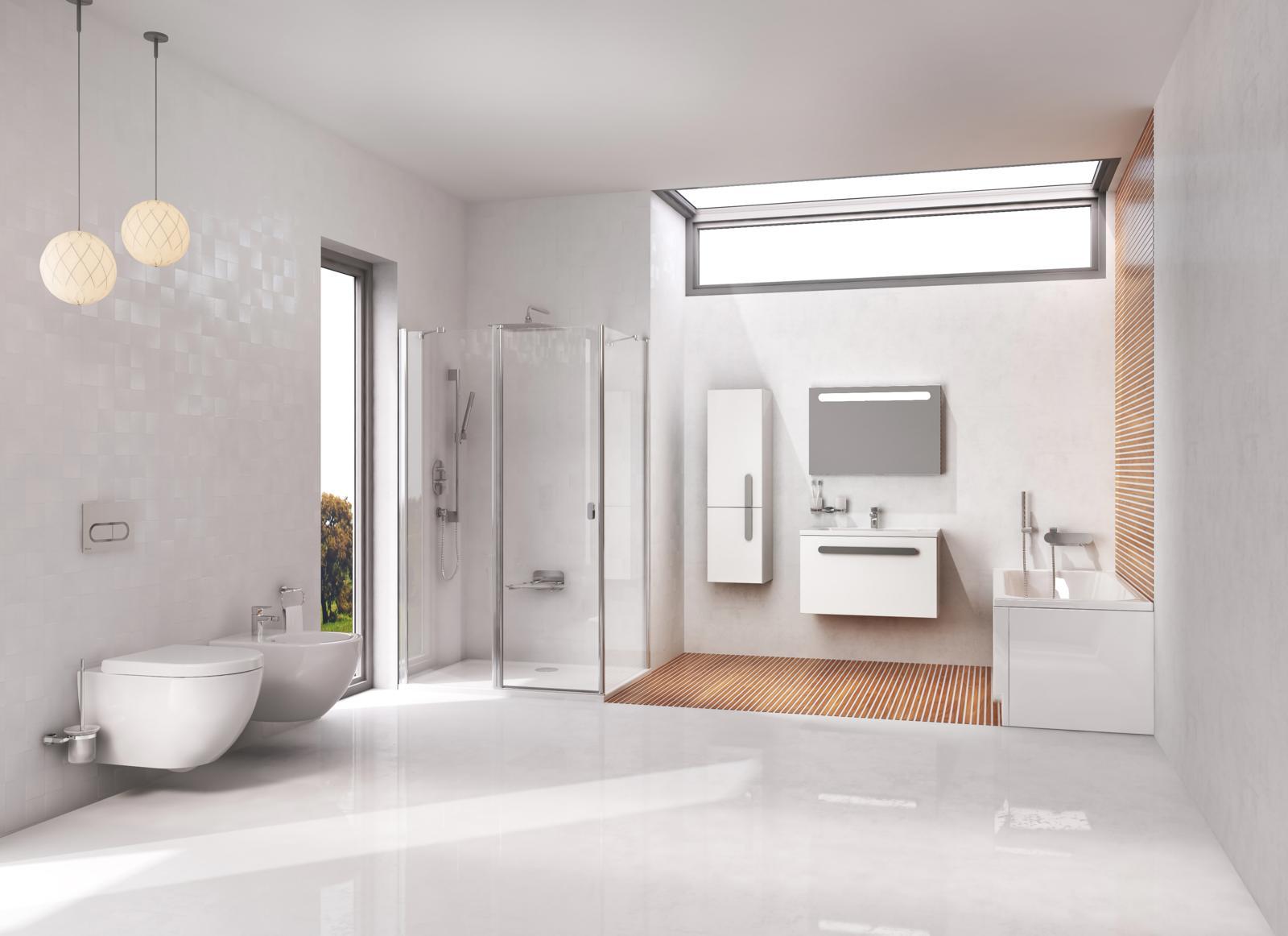 A tiszta fürdőszoba kulcsa a jól megválasztott tisztítószer, amely kíméletesen tisztítja a szaniterek felületeit.
