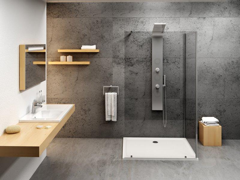 A hidromasszázs panelekkel fürdőszobai zuhanyzód a béke és a feltöltődés apró szigete lehet.